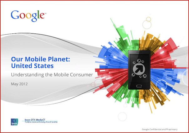 Google: Our Mobile Planet - una presentazione sul mobile e le sue implicazioni