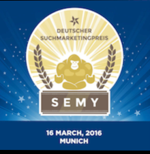 Search Awards Germany, 2016