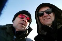 Sante J. Achille & Michale Bonfils at RIMC 2016