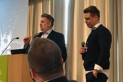 Kristján Már Hauksson and Thor Mathiason