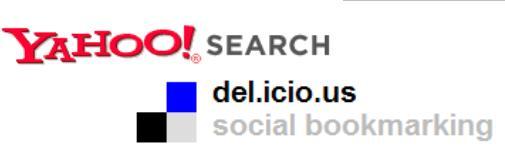 YAHOO! and del.icio.us per rivisitare il ranking dei siti