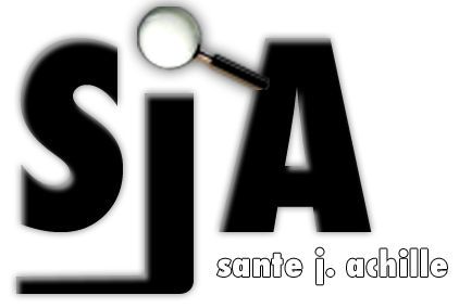 Sante J. Achille - Blog on Search Engines and Web Marketing