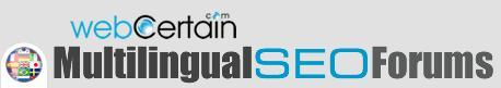 Multilingual SEO Forum