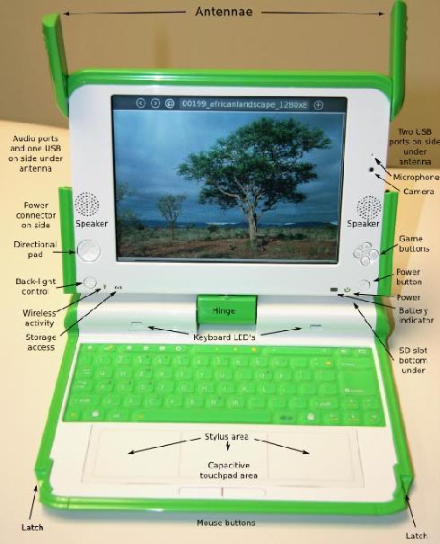 Un Computer per ogni bambino