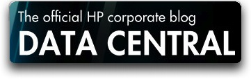 Blog Corporate Ufficiale di HP: DATA CENTRAL