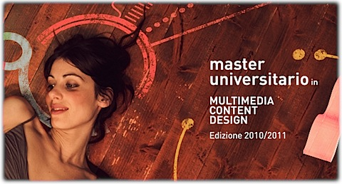 Master Universitario in Multimedia Content Design
