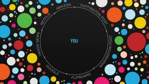 Esempio di filter bubble