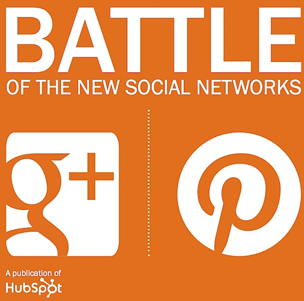 Battle of the new Social Networks: a free Hubspo Publication