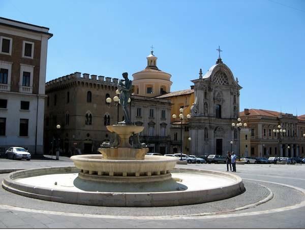 Piazza del Duomo dell'Aquila