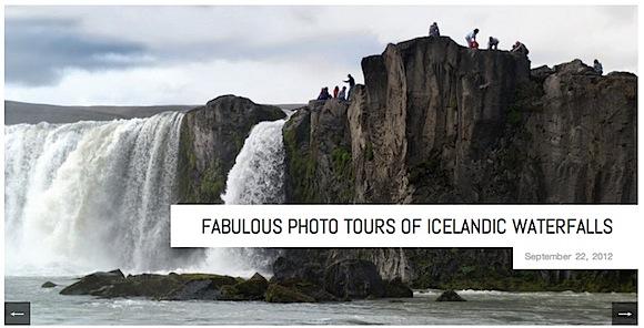 Stuck in Iceland - travel & adventure blog