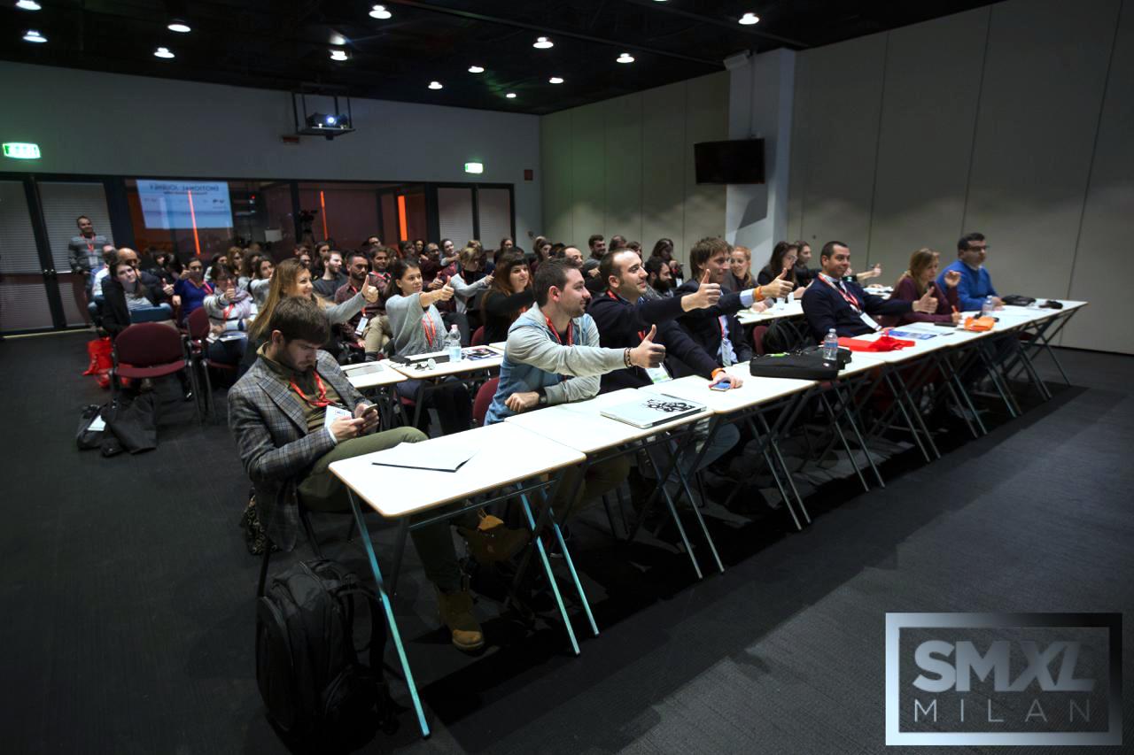 Un Panel di SMXL 2016