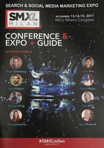 SMXL 2017, Programma dell'evento