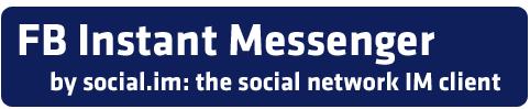 Messenger per i fan di Facebook - www.social.im