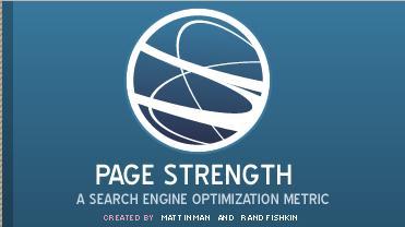 Page-strength, SEO Tool